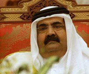 der fette Emir von Quatar