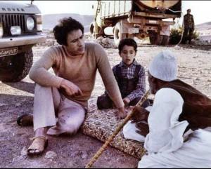 gaddafi sitin