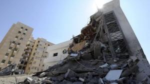 Russland fordert UN-Ermittlung zu Tod libyscher Zivilisten durch Nato-Bomben © REUTERS/ Paul Hacket