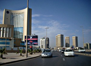 Tripolis vor dem Krieg