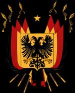 Wappen Deutsches Reich 1848 - Bild: wikia.com