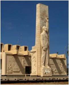 Naser in Benghazi