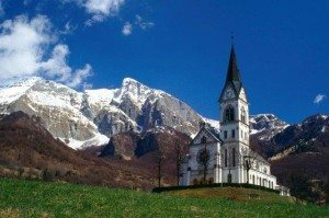 alpen kirche