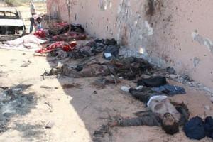 """Escuadrones de la muerte"""" en Libia 4"""