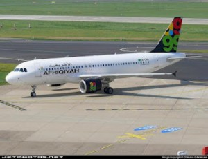 Afriqiyah, Libyan Africa Airways