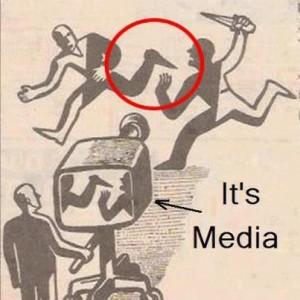 its media