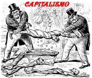 victima del capitalismo