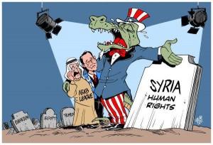 menschenrechte syrien