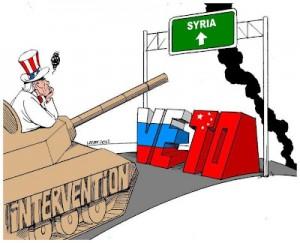 veto syrien