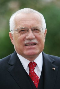 Vaclav Klaus - Bild: wikipedia