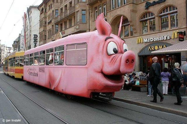 moslem tram