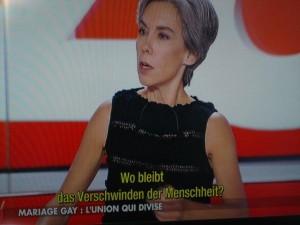 Genderwomen: Barbara Lerner Spectre steht an der Spitze der Bewegung