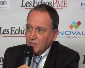 Benoit Battistelli, Präsident des Europäischen Patentamts. Absolvent der École Nationale d'Administration (ÉNA), alles klar?