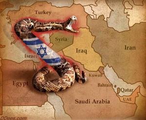 israel snake
