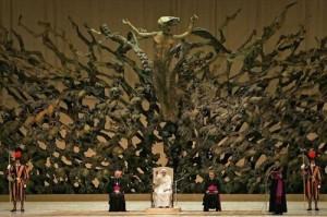 Pericle Fazzini - Resurrezione (Vaticano, 1975)