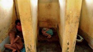 Gefängnis in Misrata, Libyen