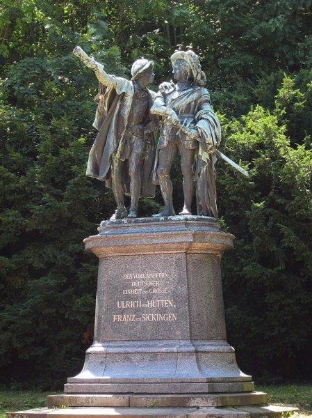 Hutten, Sickingen Denkmal (2)