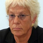 Carla Del Ponte 2006 - Foto: Wikipedia