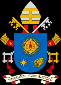 Wappen Franziskus