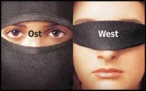ost west frau