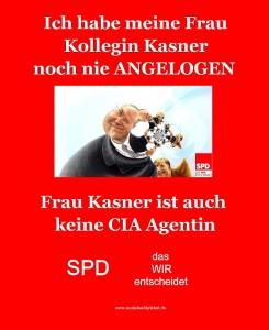 SPD Wahlplakaaa