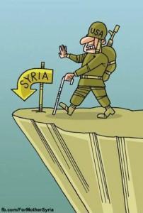 syrien abgrund