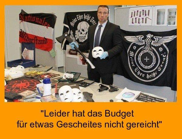 Budgetprobleme, leider (2)