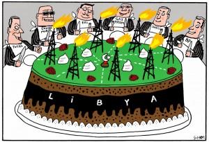 libia el gran pastel