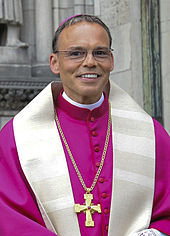 Bischof Franz-Peter Tebartz-van Elst 2012 - Foto: Wikipedia