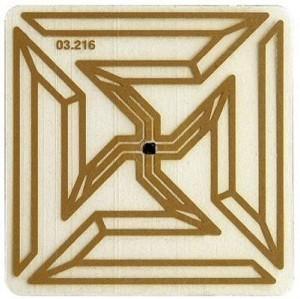Dieser RFID TAG ist in Deutschen Personalausweisen...sollte einem das zu denken geben? - Bild: die 2. Wahrheit
