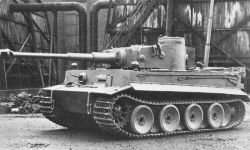 Tiger IV - Bild: panzer-archiv.de