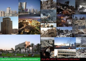libyen before after