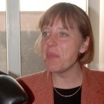 Merkel 1999 - screenshot dpa
