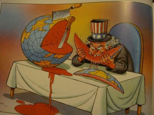 USA fresser