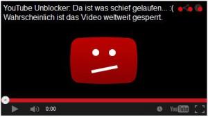 youtube weltweit unblocker