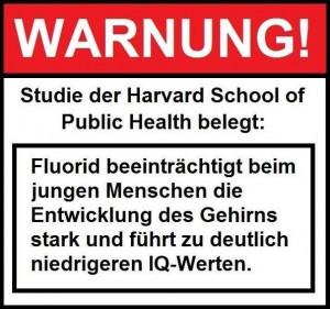 fluorid warnung