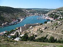 Bucht von Balaklawa - Wiki