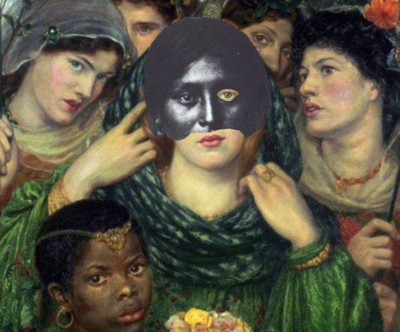 Die Geliebte Rossetti III (2)