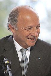 Laurent Fabius 2009 - Bild: Wikipedia