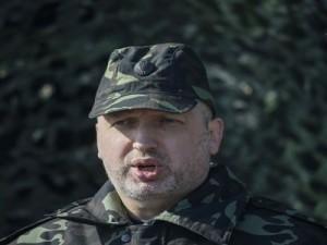 Der Putschisten-Präsident Olexander Turtschinow leitete das Planungstreffen des Massakers von Odessa - Foto: voltairenet