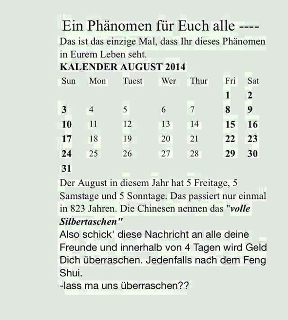 aug 2014 kalender