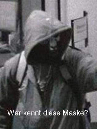 Maske Arnstadt