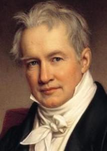 Alexander v. Humboldt  Bild: wiki