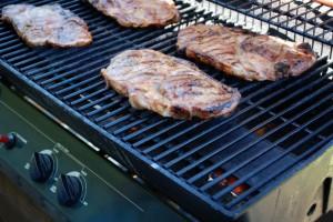 grill schwein
