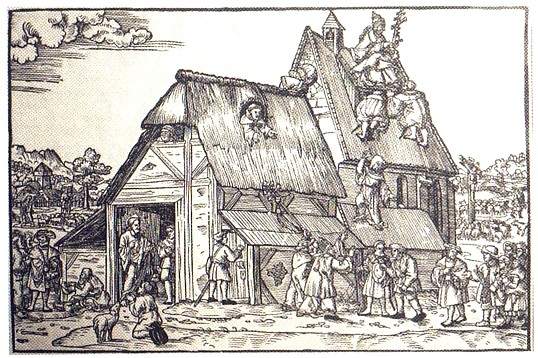Papas ante portas III