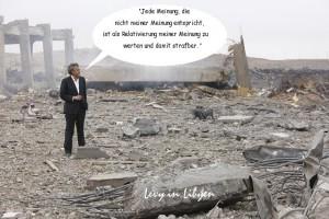 Herr Lévy in Libyen