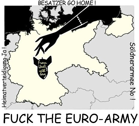 Fuck the Euro Army I