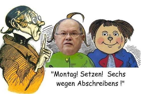 Moritz Montag erwischt