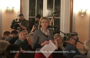 Christiane Burkhardt