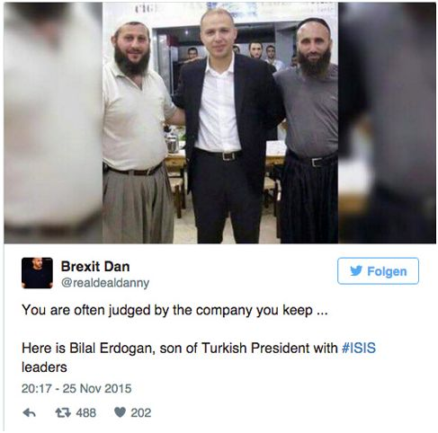 ss erdogan bilal is